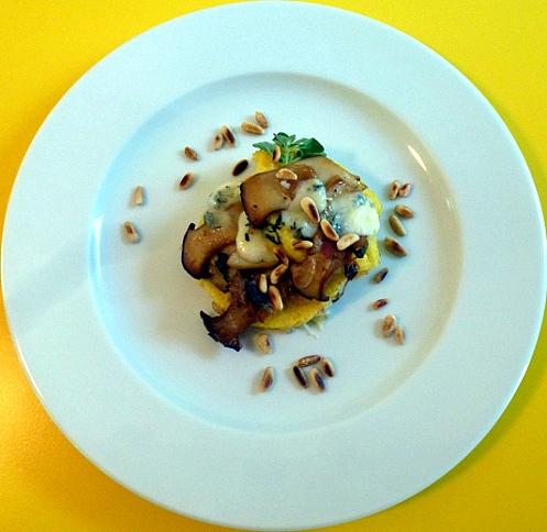 polenta-lasagne