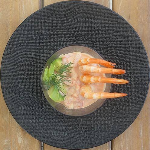 Crevettencocktail