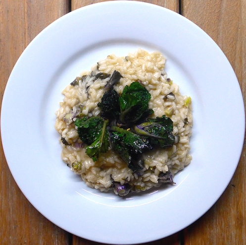 IngwerRisotto