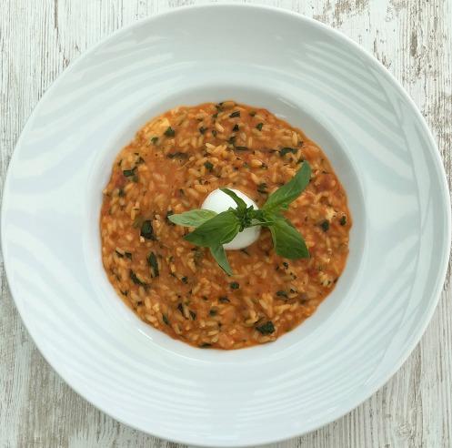 risotto-margherita