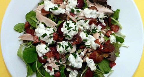 gueggelitraubensalat