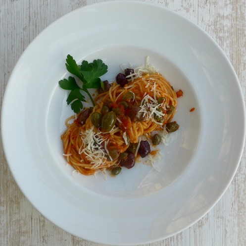 SpaghettiPuttanesca