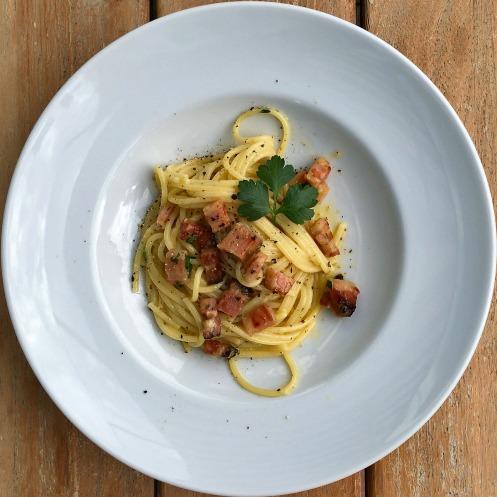 Spaghetti Carbonara