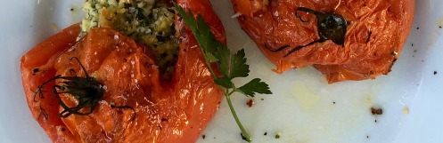 Tomaten gefüllt 2