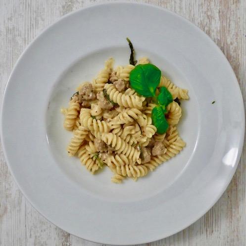 pastaconsalsiccia